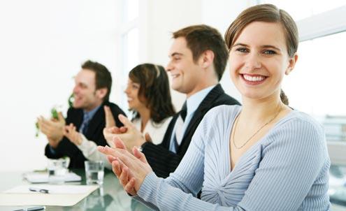Business Branding Meeting